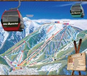 ski apache opening day